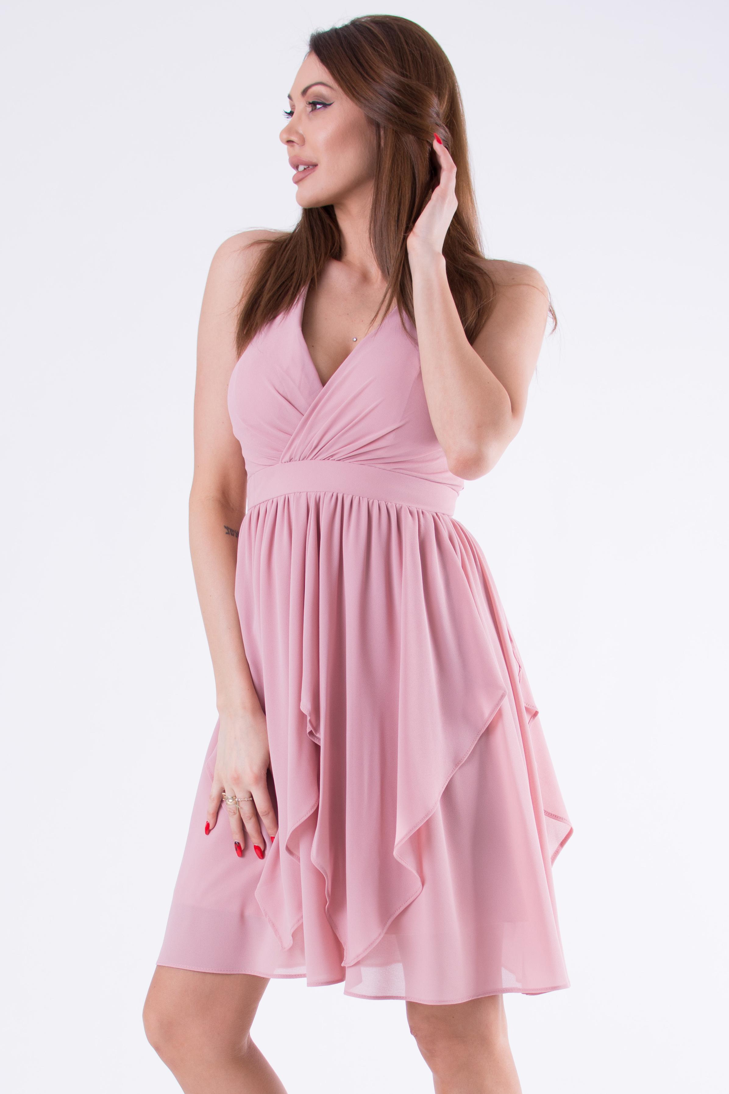 EVA & LOLA roosa kleit