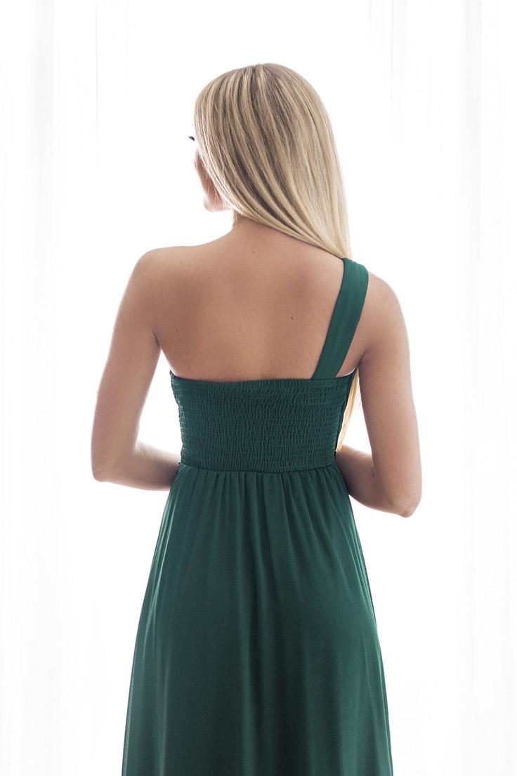 SENAT PARIS  roheline kleit