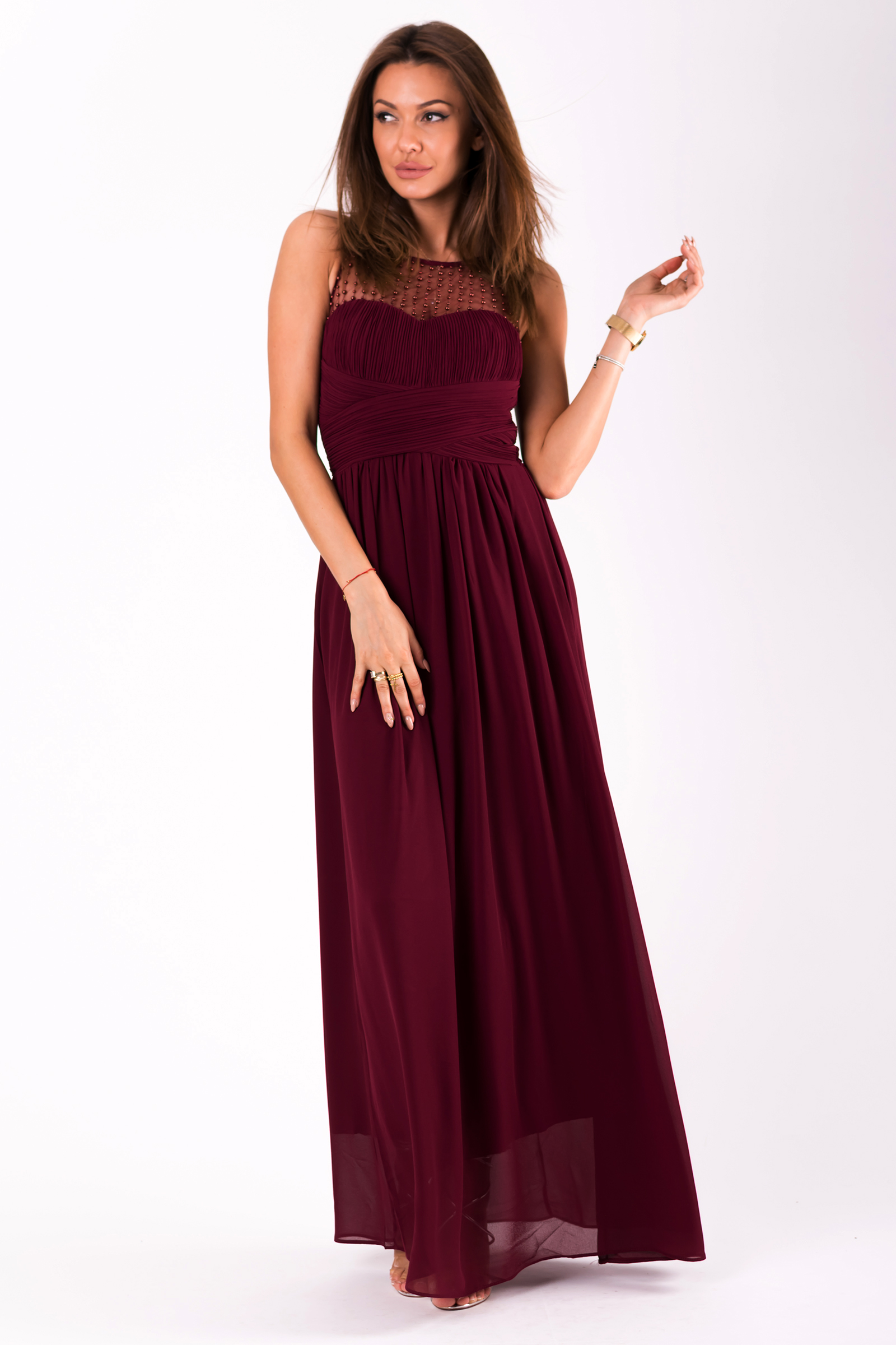 EVA & LOLA veinipunane kleit