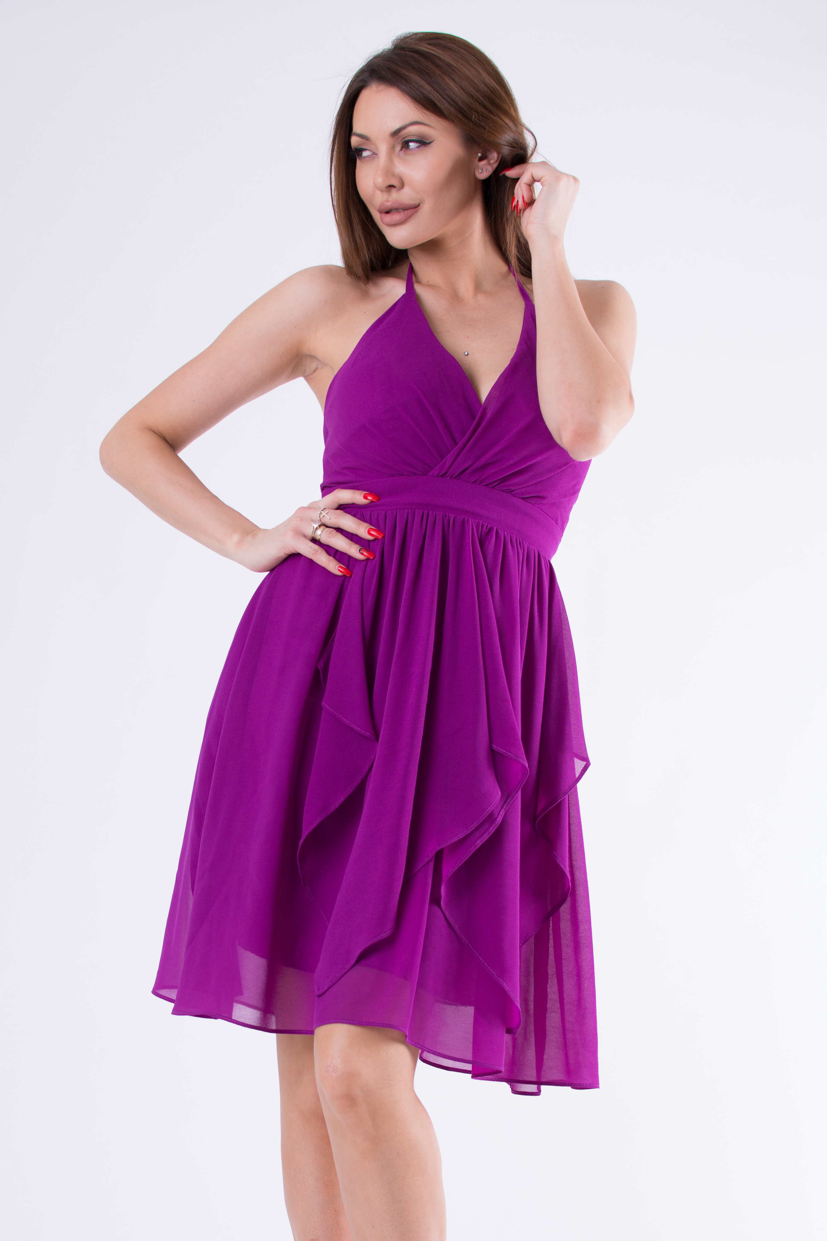 EVA & LOLA lilla kleit