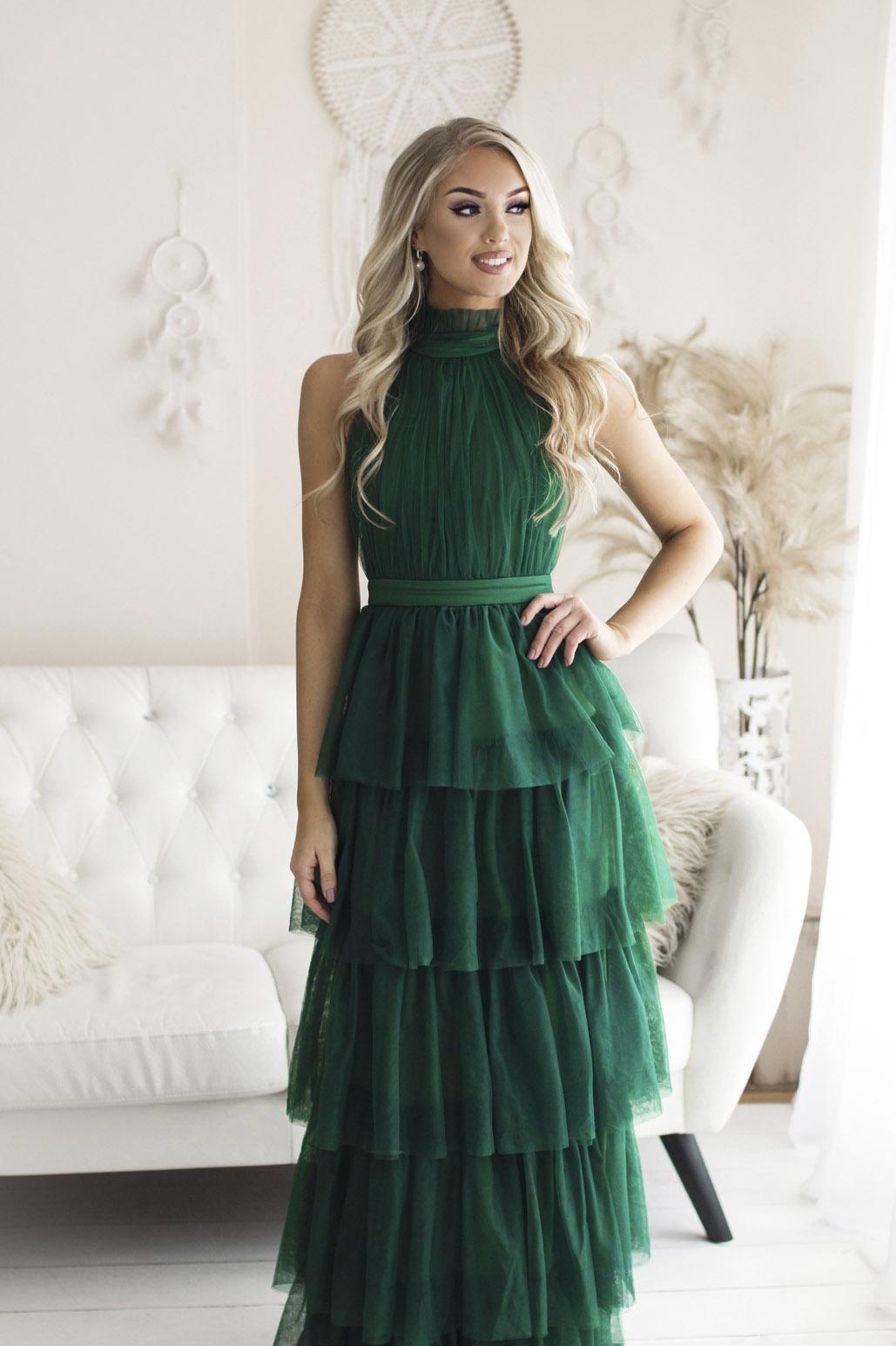 SENAT VENUS roheline kleit