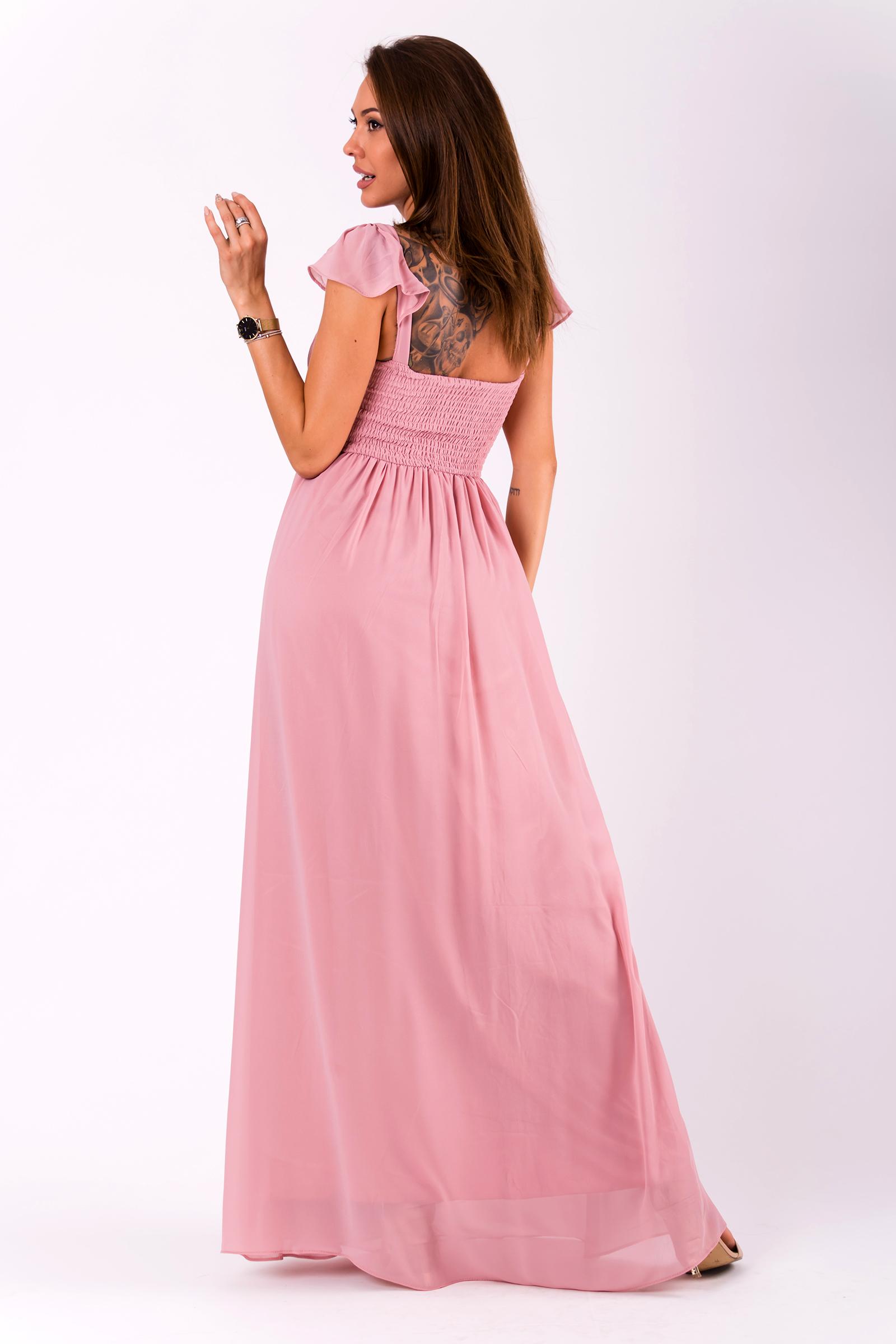 EVA & LOLA lillakas kleit