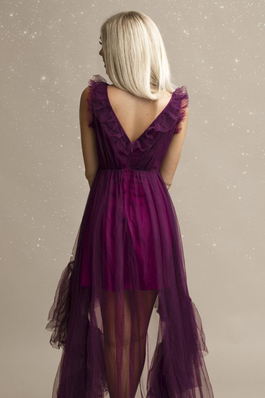 SENAT PRINCESS lilla kleit