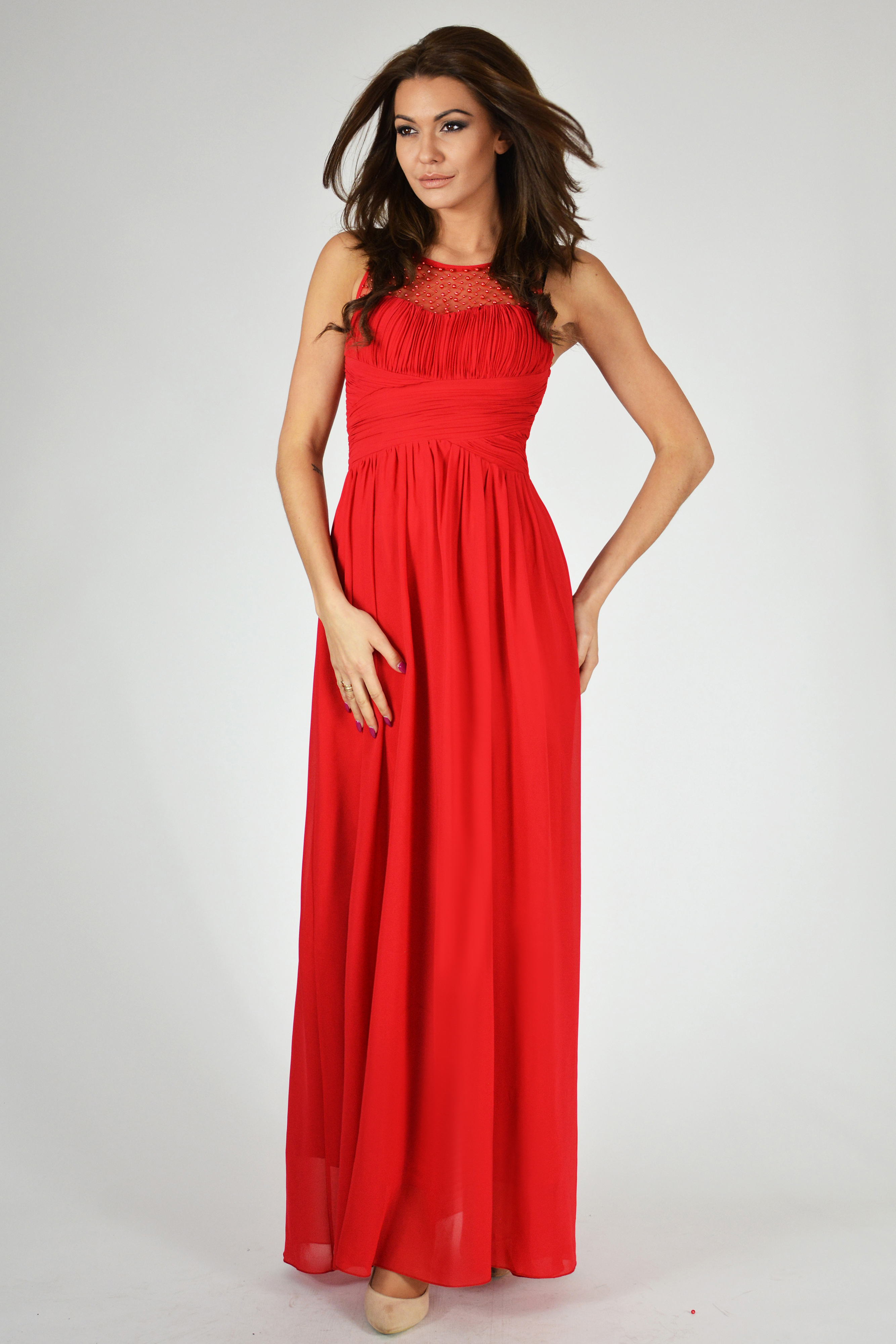 EVA & LOLA punane kleit