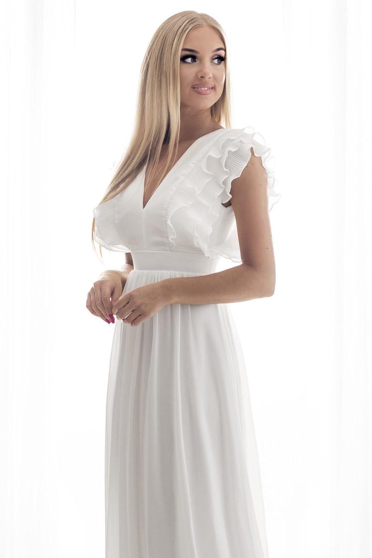 SENAT SENSUAL valge kleit
