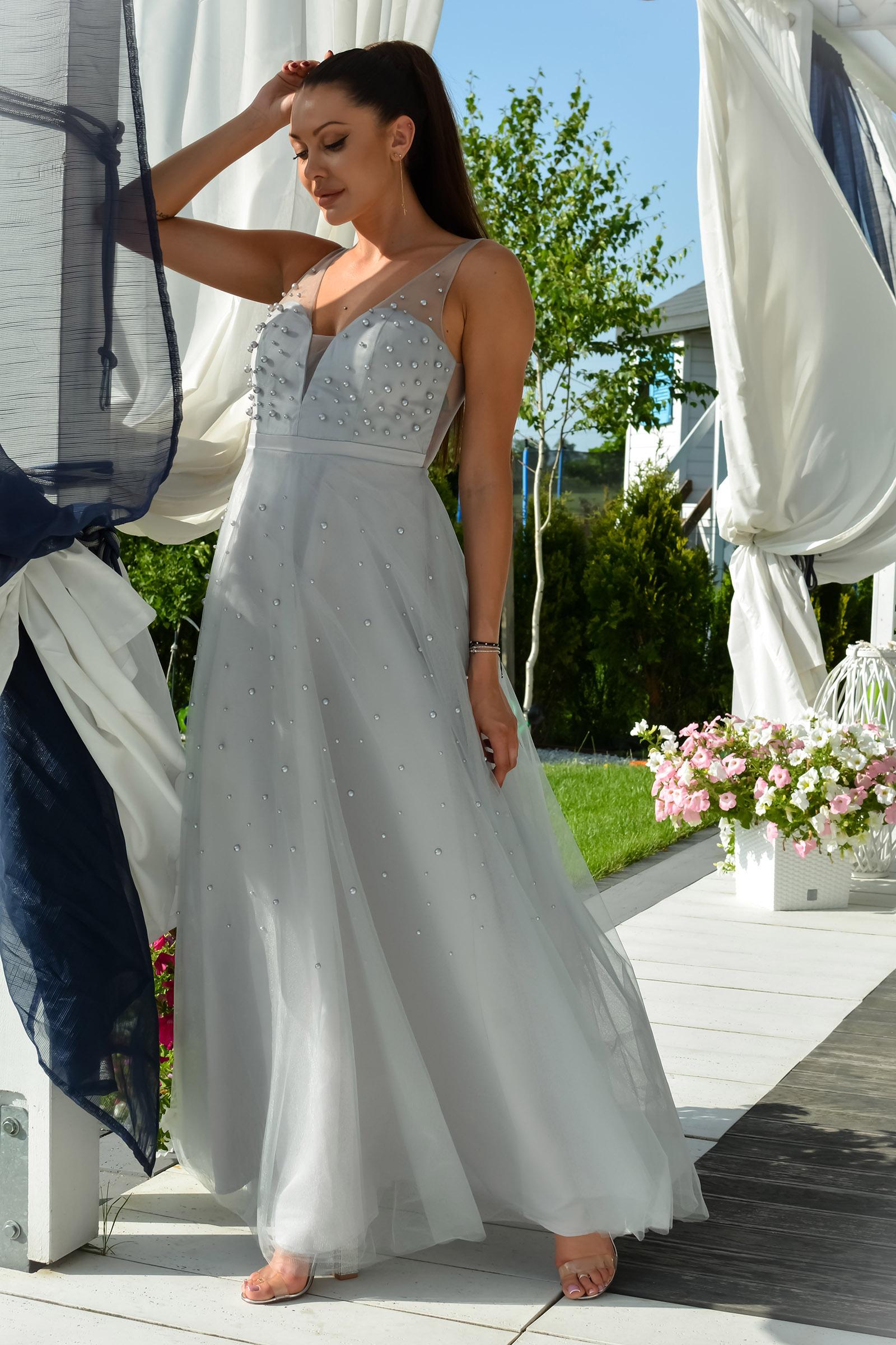 EVA & LOLA hall kleit