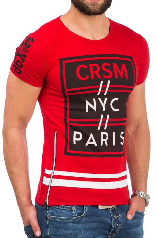 CRSM T-särk meestele