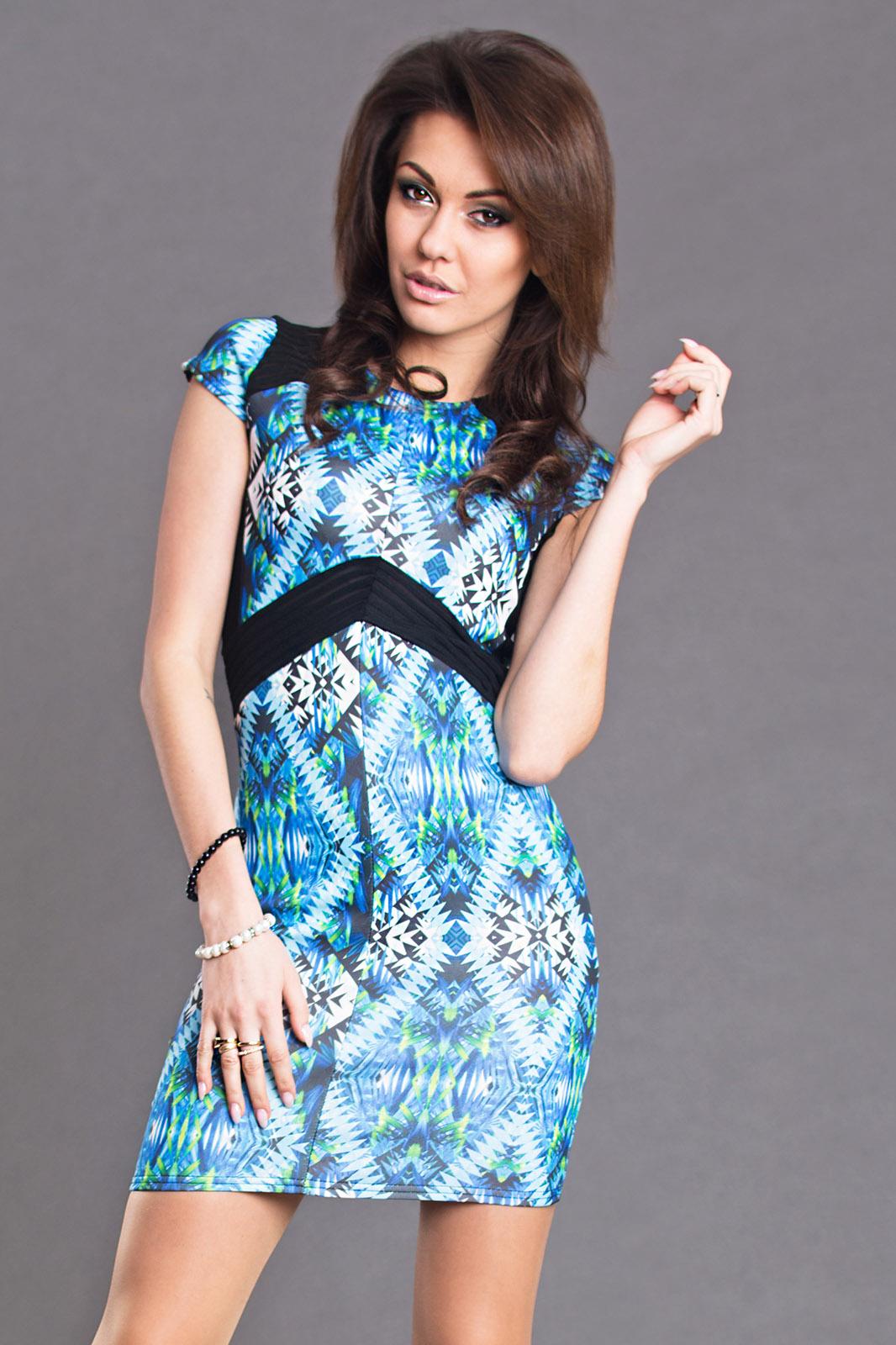 AYANAPA sinine kleit
