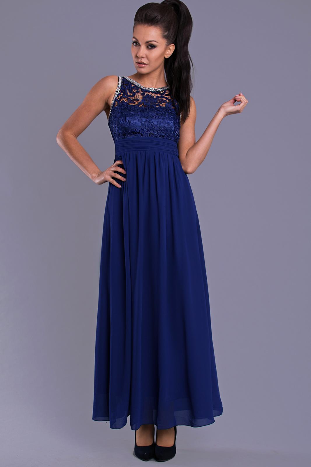 EVA & LOLA Sinine kleit