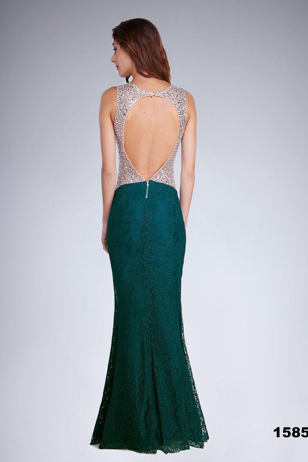 SOKY SOKA DRESS BOOTLE GREEN 4..