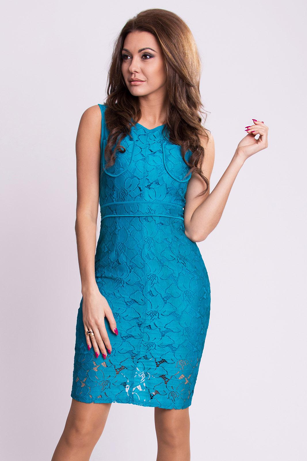 EMAMODA DRESS - dark blue 97..