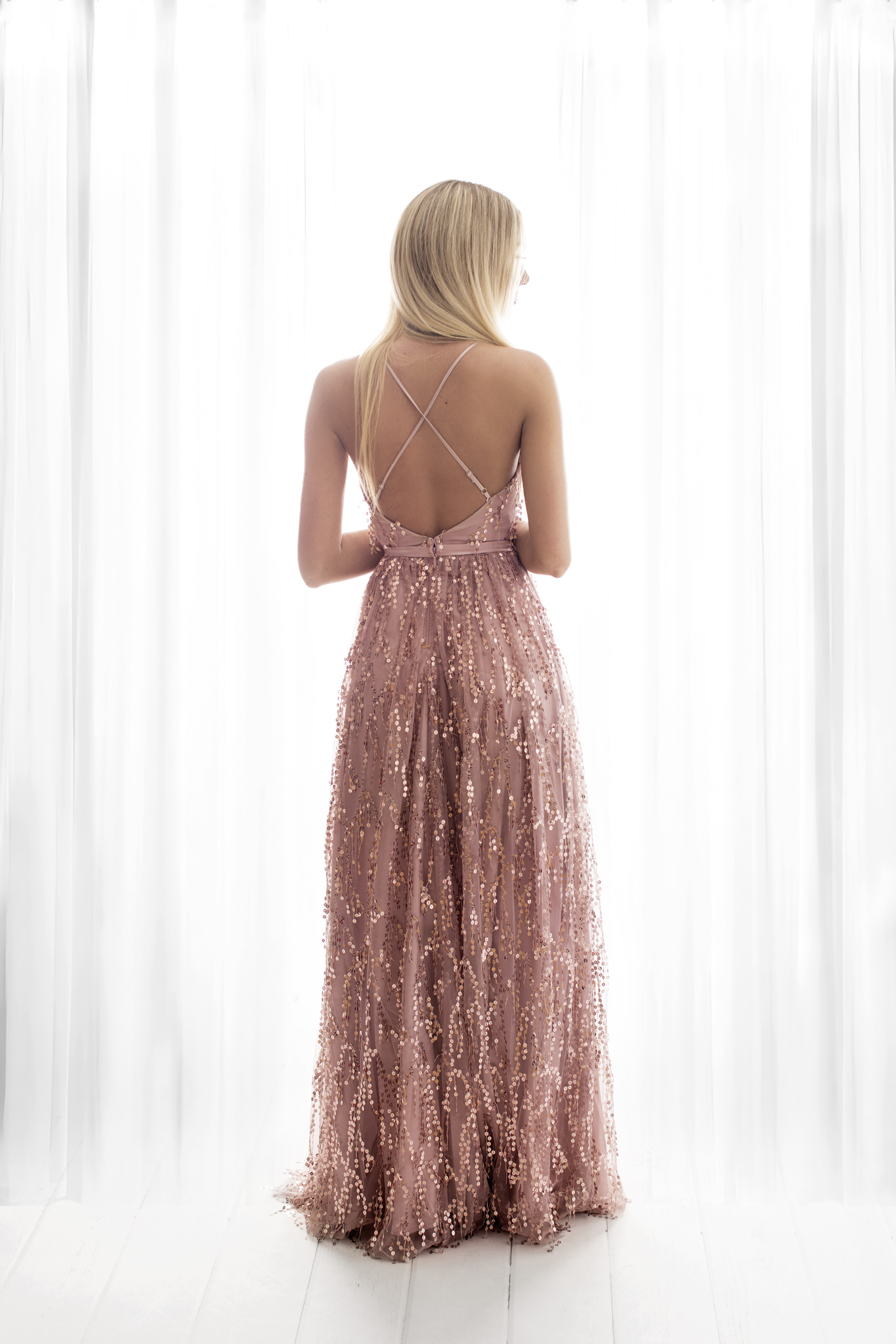 SENAT SEQUINS  must kleit