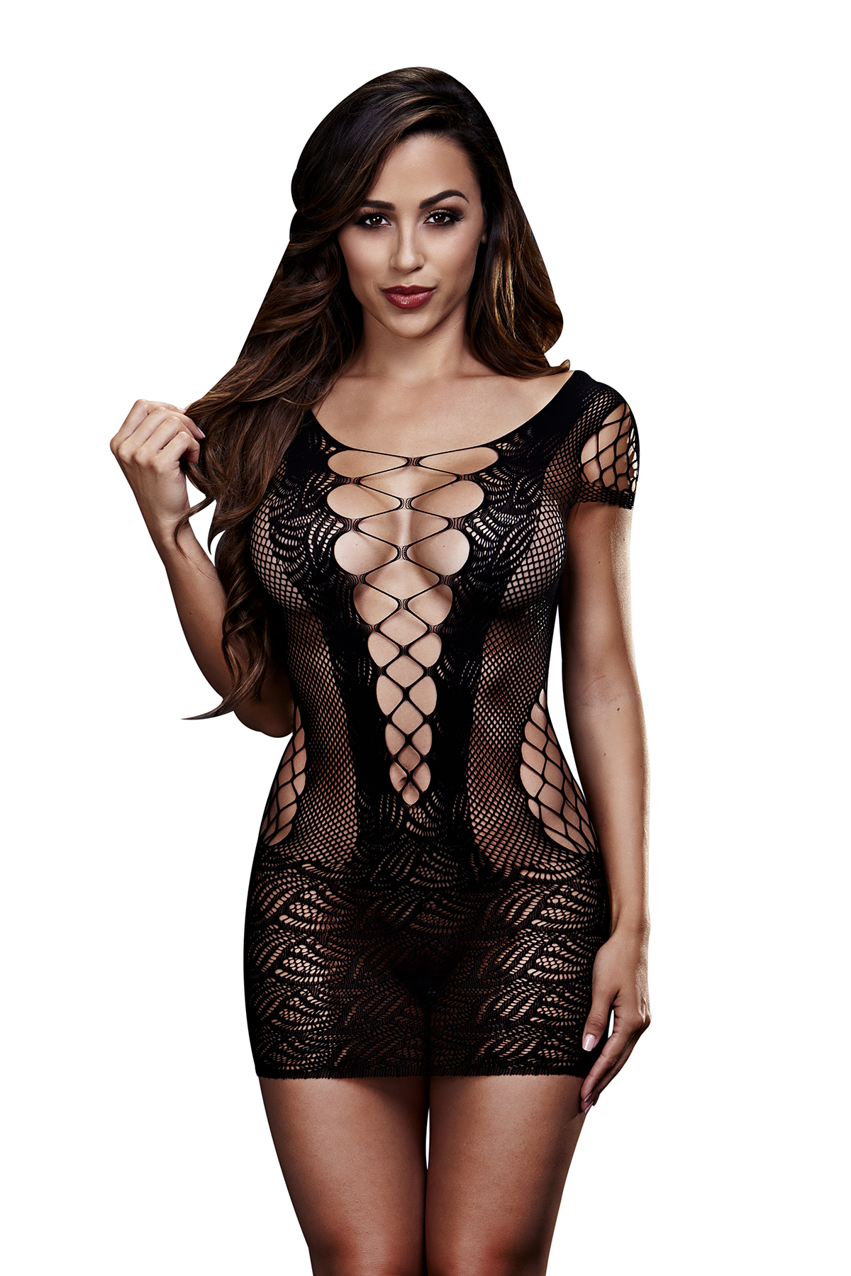BACI sexy lace petticoat 50004-5