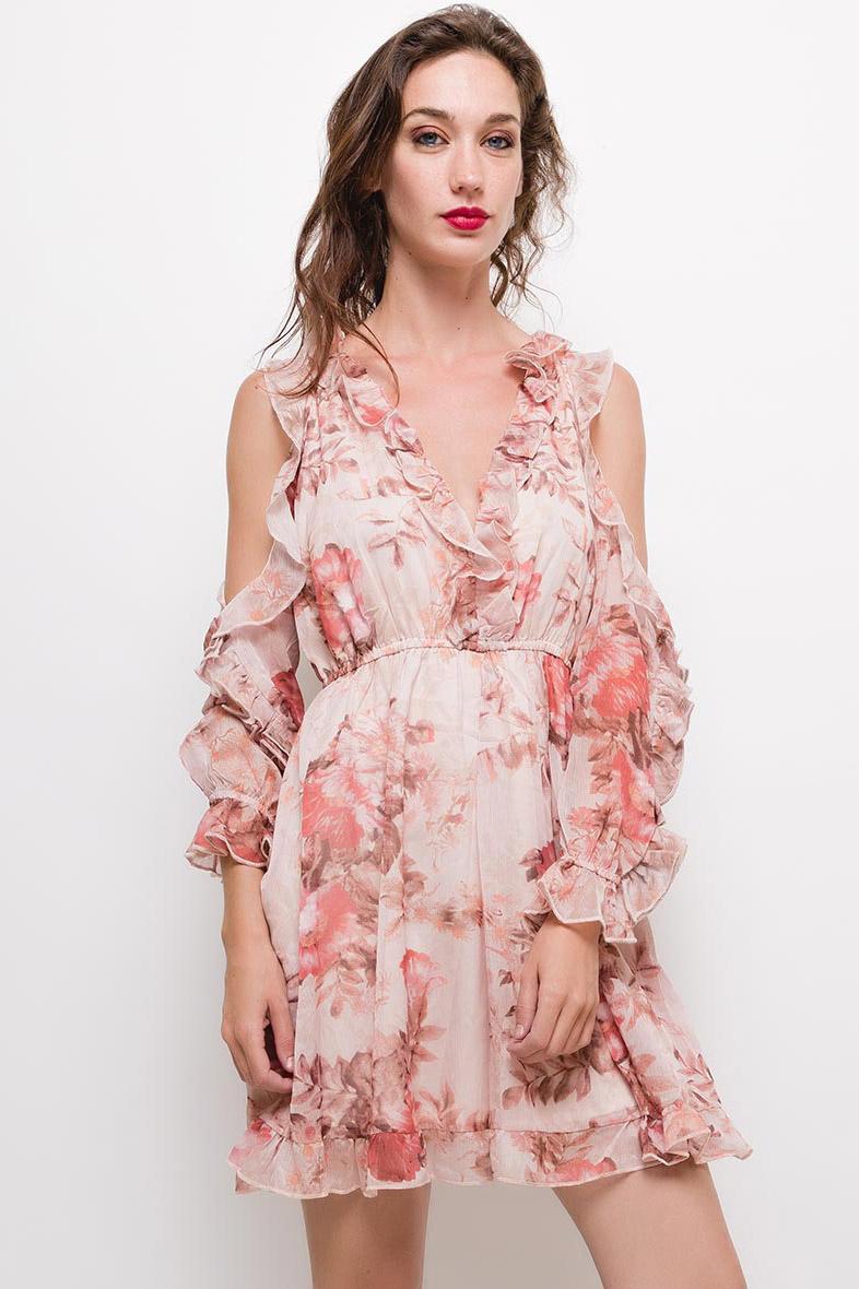 DANITY  roosa kleit