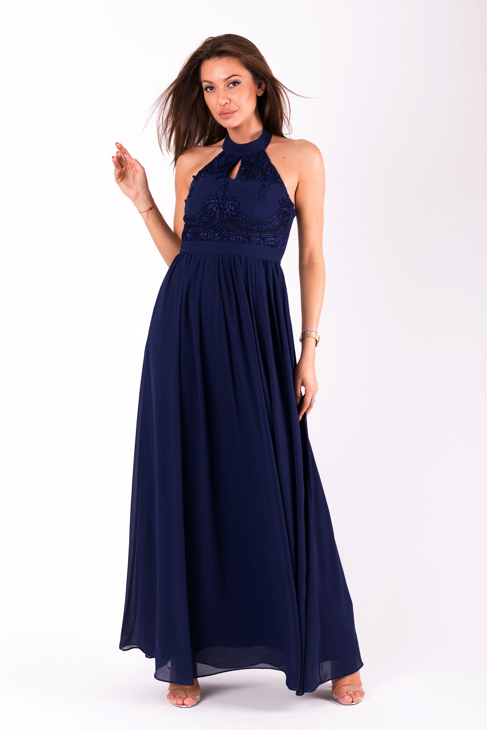 EVA&LOLA  sinine kleit