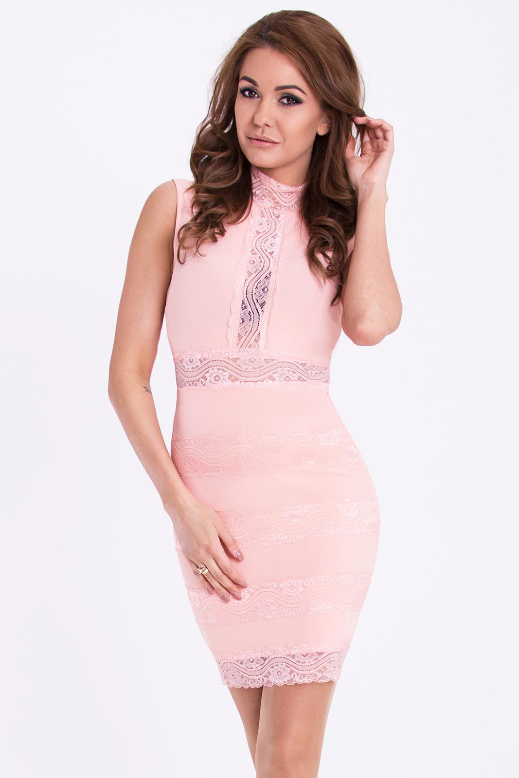EMAMODA roosa kleit