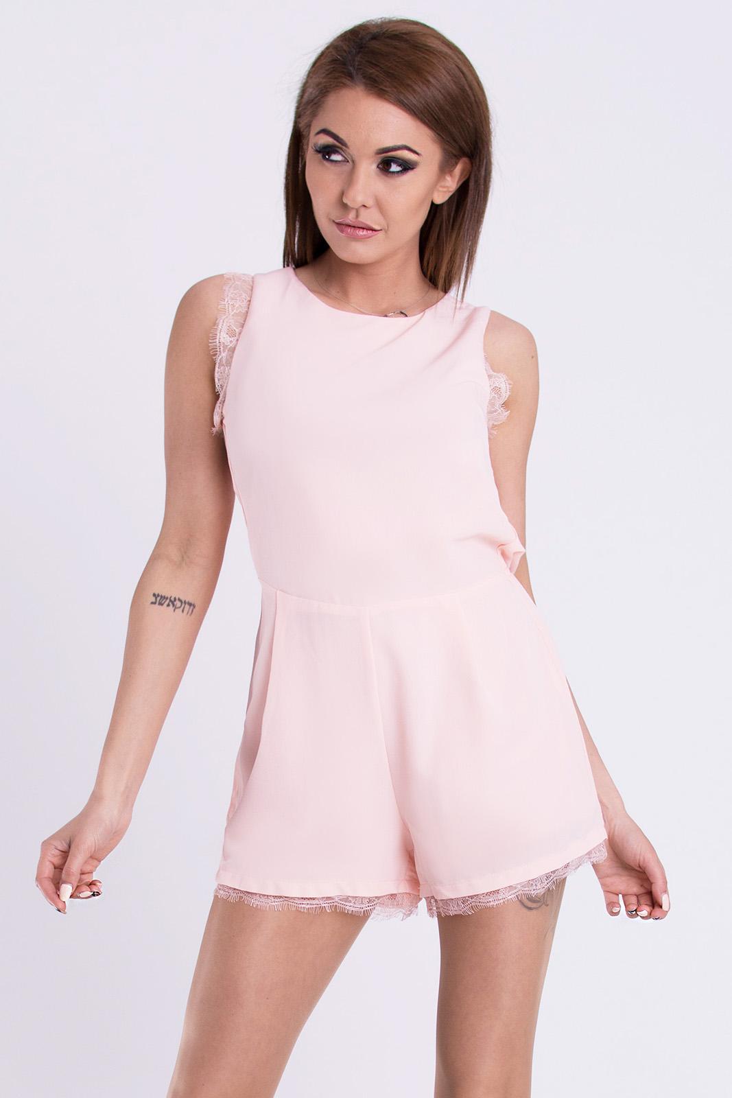 PINK BOOM roosa pükskostüüm / jumpsuit
