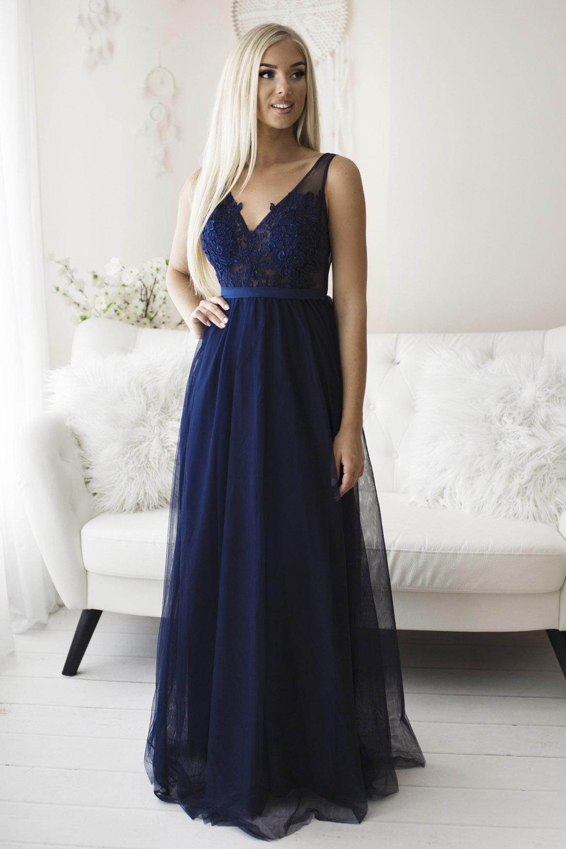 SENAT SPECIAL sinine kleit