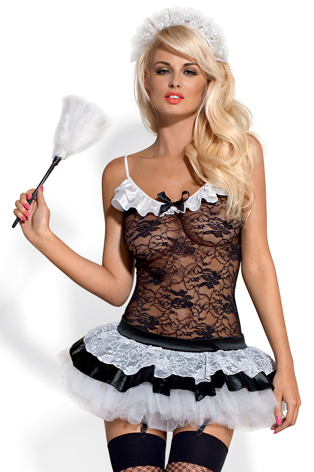 OBSSESIVE sexy home help costume 50010-8