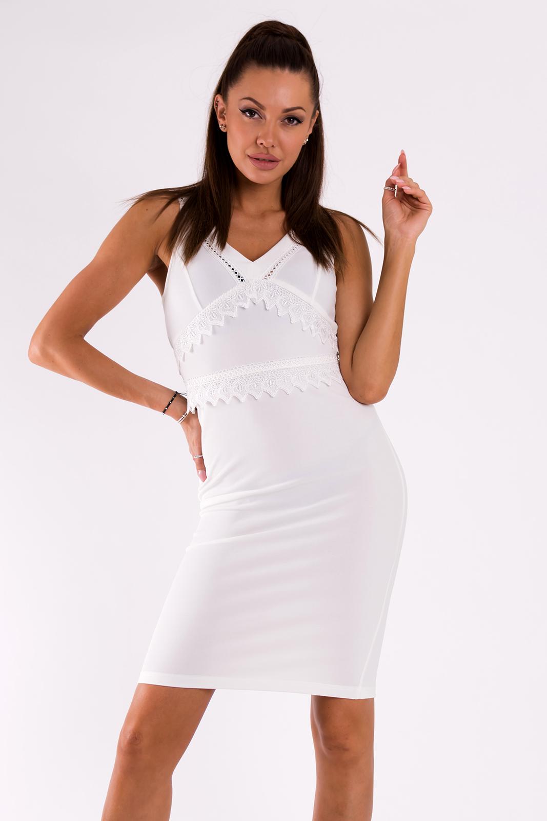 EMAMODA valge kleit