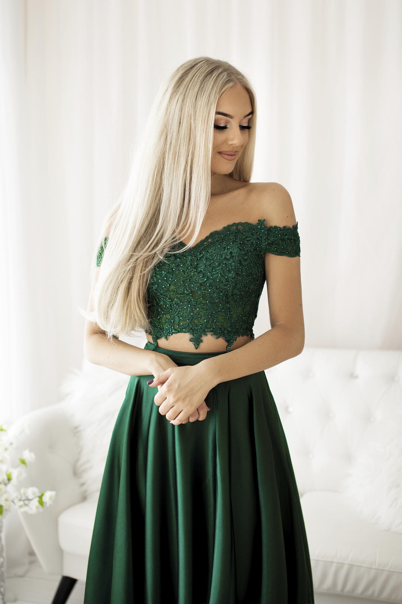 SENAT CORSET DRESS BOOTLE GREE..