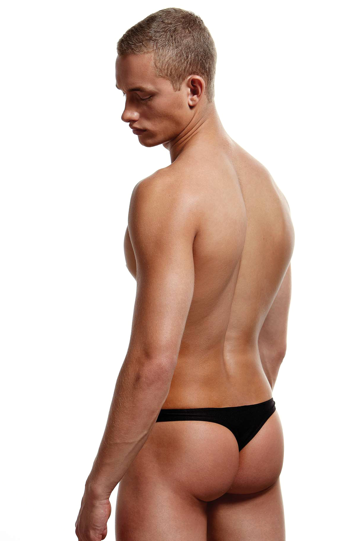 MENS UNDERWEAR LOW RISE THONG ..