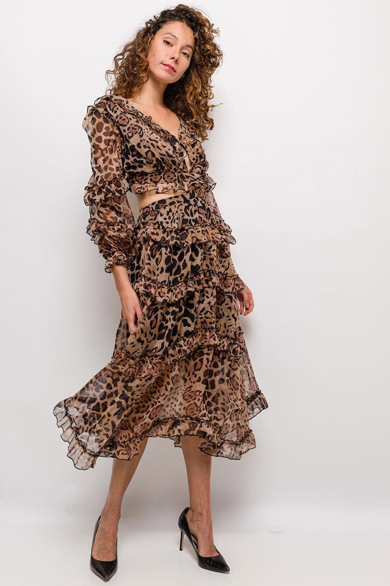 DANITY  leopardi kleit