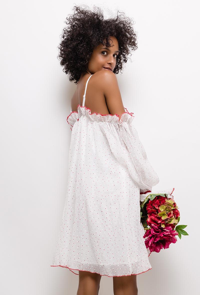 DANITY valge kleit