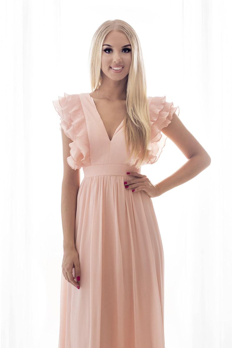 SENAT SENSUAL roosa kleit