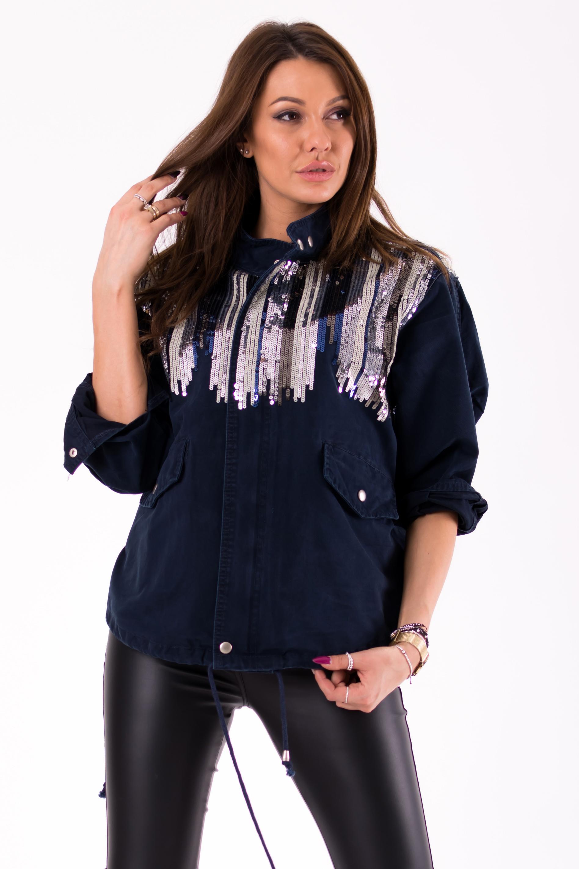 Sinine jakk