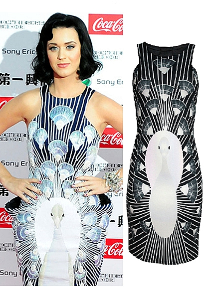 BRUSH CANDY DRESS CELEBRITY - Katy Perry 6208-1 1